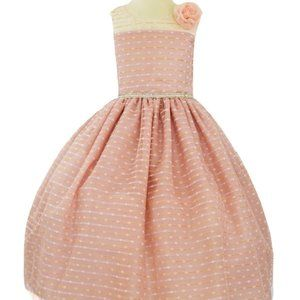 Other - Blush Lace Summer Dress